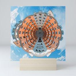 Little Planet Berlin #2 Mini Art Print