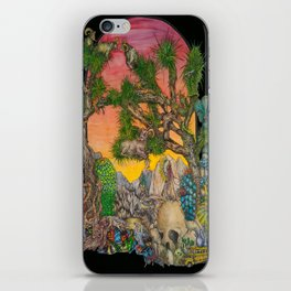 Joshua Tree National Park iPhone Skin