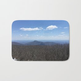 Allegheny Mountains Bath Mat