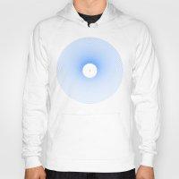 record Hoodies featuring Record by Karolis Butenas