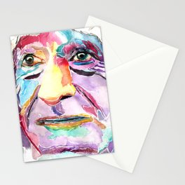 Third Doctor / Jon Pertwee Stationery Cards