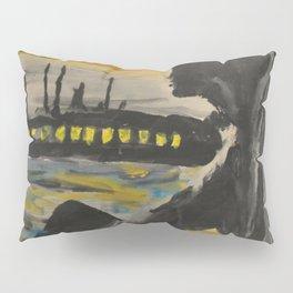 Abstract Love Pillow Sham