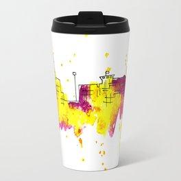 Going Downtown: Kalamazoo Travel Mug