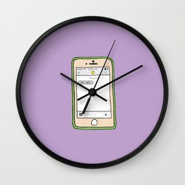 love galore Wall Clock