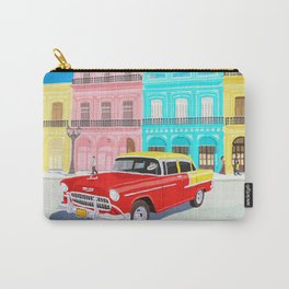 Havana Carry-All Pouch