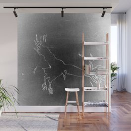 Caw Wall Mural