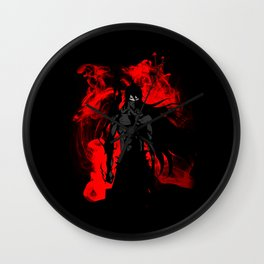 Final Getsuga Wall Clock
