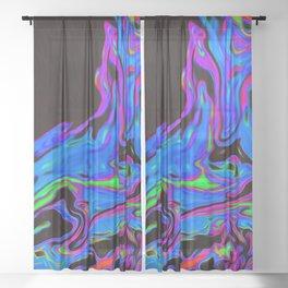 D.M.T Sheer Curtain
