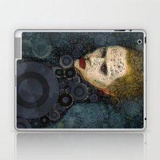 RITRATTO in blu Laptop & iPad Skin