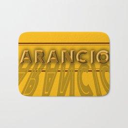 Arancio Bath Mat