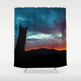 Mount Beauty Company Shower Curtain