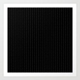 Fuck You - Pin Stripe - conor mcgregor Art Print