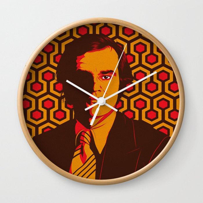 T. S. Wall Clock