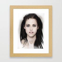 Kristen Framed Art Print