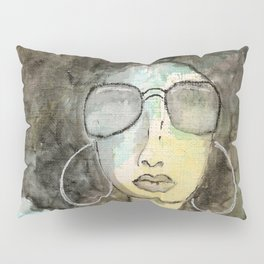 Dope Girl Pillow Sham