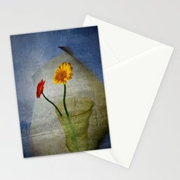 Blowing in the Wind Stationery Cards