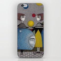 Ball Game iPhone & iPod Skin