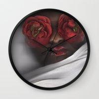 transparent Wall Clocks featuring Transparent  by Mechela' Bizzell | Photography