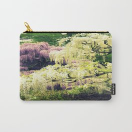 Wisteria Forest Carry-All Pouch