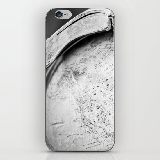 Heart for the Nations iPhone & iPod Skin