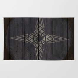 Star Shield Rug
