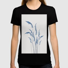Blue flowers 2 T-shirt