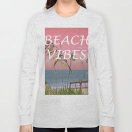 Beach Vibes Long Sleeve T-shirt