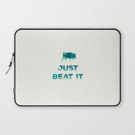 Just Beat It – Wild boar Laptop Sleeve