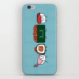 Sushi Bros iPhone Skin