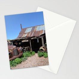 Unfriendly Inner Resource Spiral Stationery Cards