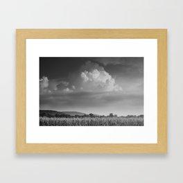 The Farmer's Life Framed Art Print