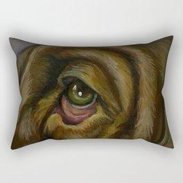 Houndsight Rectangular Pillow