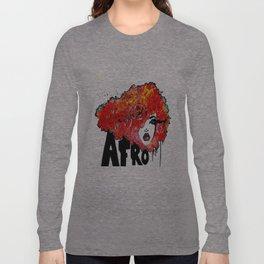 Afro Crush Long Sleeve T-shirt