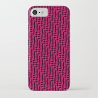 the strokes iPhone & iPod Cases featuring Strokes by Susan Marie