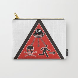 Aliens Attacks Carry-All Pouch