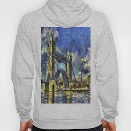 Tower Bridge and the Waverley Art Hoody