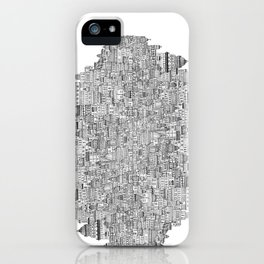 The Long Town  iPhone Case