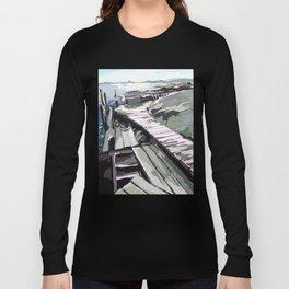 Horsika Pier Long Sleeve T-shirt