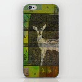 The Animal World iPhone Skin
