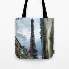 paris, je t'aime Tote Bag
