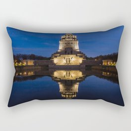 Battle of the Nations Monument in Leipzig Rectangular Pillow