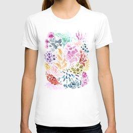 cornelia. watercolor florals. T-shirt