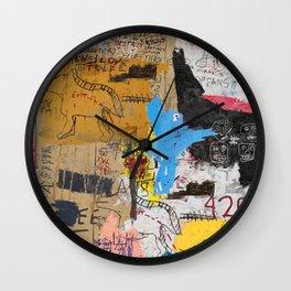 King King Wall Clock