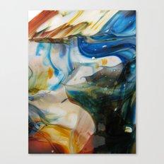 night trip Canvas Print