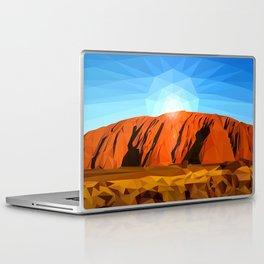 Uluru the Mighty Dreamer - Ayers Rock, Outback - Australia Laptop & iPad Skin