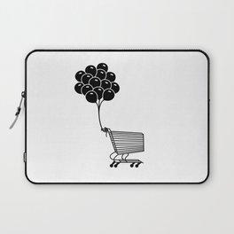 NF Shopping Cart Laptop Sleeve