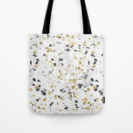 Glitter and Grit Tote Bag