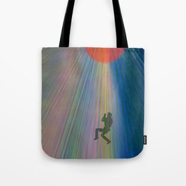 reach out and touch confidence Tote Bag