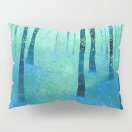 Bluebells, Challock Pillow Sham