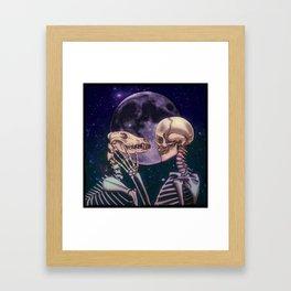 Never coming home Framed Art Print